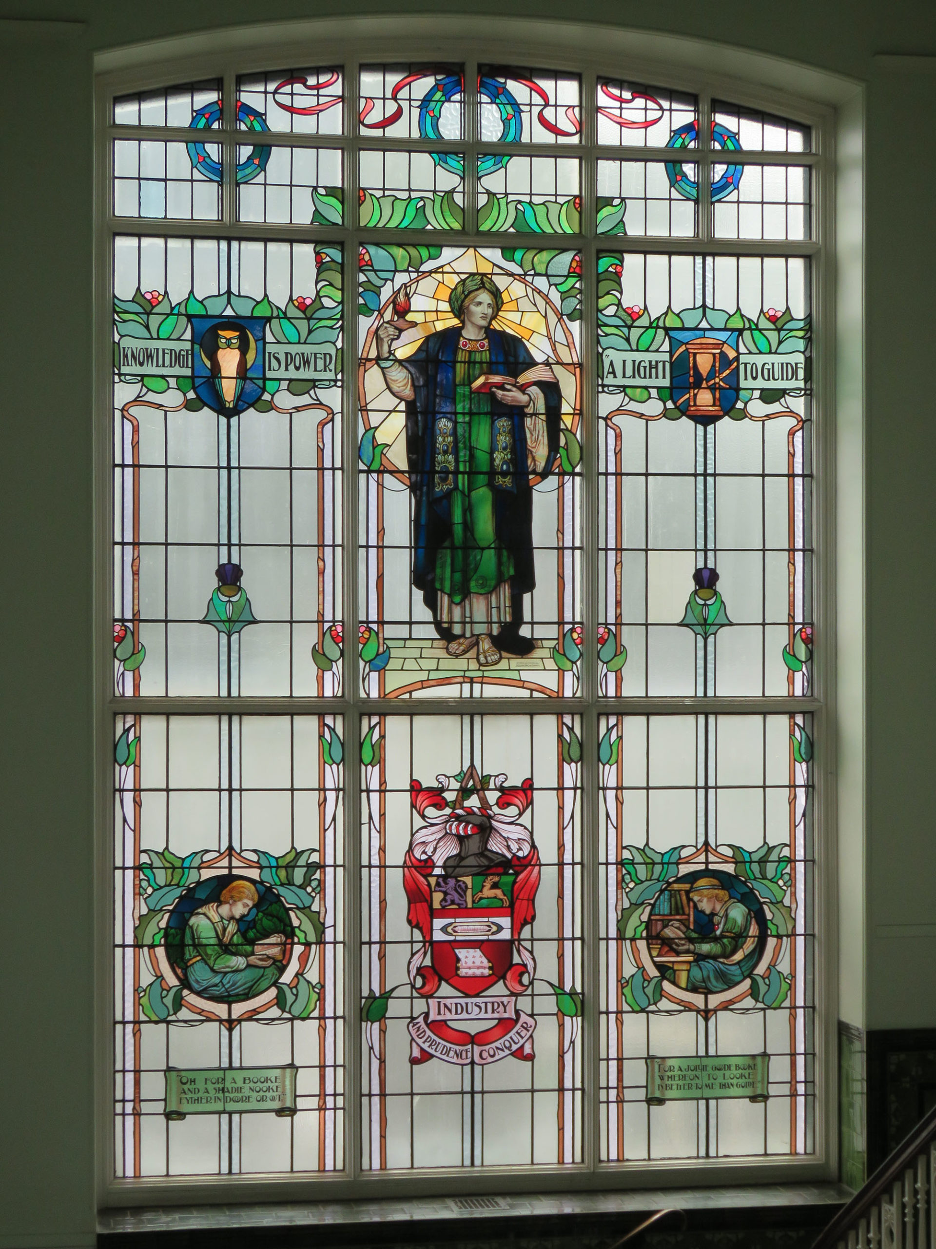 5.-ACCRINGTON-LIBRARY-WINDOW-DESIGNED-BY-HENRY-GUSTAVE-HILLER.-PHOTO-CREDIT-LANCASHIRE-COUNTY-LIBRARIES